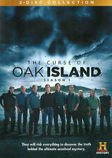 The Curse of Oak Island (DVD, 2014, 2-Disc Set)