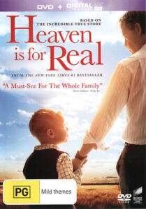 NEW Heaven is for Real DVD Free Shipping
