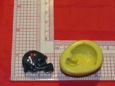 NFL Football Houston Texans Helmet Silicone Push Mold 397 Chocolate Candy Cake