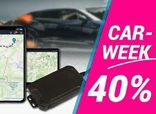GPS Tracker Auto Live Ortung App Streckenspeicher Weltweit Motorrad Roller Mofas