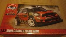 Airfix 03414  Mini Countryman WRC  1/32 scale.