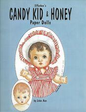 New ListingCandy Kid & Honey Paper Dolls, Uncut, Unused