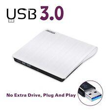 JOKDEER USB 3.0 External DVD-RW Drive Burner Blu-ray Drives Ultra Slim Portab