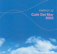 Energy 52 Cafe Del Mar 2003 CD