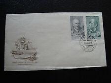 TCHECOSLOVAQUIE - enveloppe 27/3/1961 (cy20) czech republic