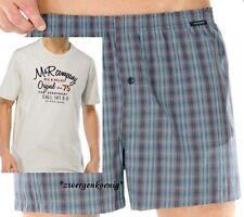 Neu Schiesser Herren Schlafanzug kurz Shorty 48 50 52 54 56 T-Shirt Boxer 45,90