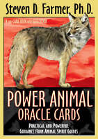 Power Animals Oracle Cards New Cards Deck *Fast Delivery