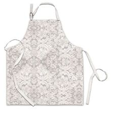 Michel Design Works Cotton Apron Earl Grey - NEW