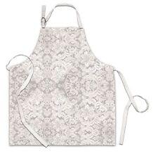 Michel Design Works Cotton Apron Earl Grey - NEW