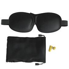 Eazy Case Premium Schlafmaske 3d Schlafbrille Augenbinde reise Maske Blickdicht