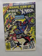Marvel Team-Up King-Size Annual #1 Spider-Man and the X-Men Marvel Comics