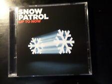 CD DOUBLE ALBUM - SNOW PATROL - UP TO NOW