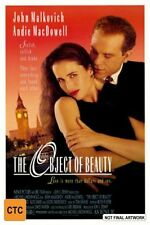 The Object Of Beauty John Malkovich & Andie MacDowell Romantic Comedy M15+