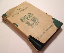 The Wind In The Willows - Kenneth Grahame - 1949 - Vintage Hardback Book