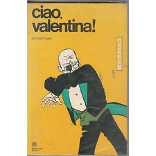 GUIDO CREPAX - Ciao Valentina! N. 3 - RARO FUMETTO 1972 BUONE CONDIZIONI