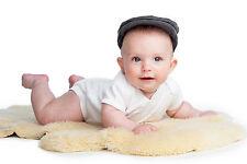 Baby Lammfell Medizinisch gegerbt*Öko Schaffell*Kinderwagen Fell*Naturfell   WOW