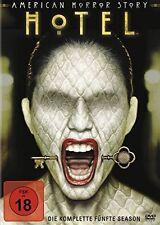 4 DVD-Box ° American Horror Story - Staffel 5 - Hotel ° NEU & OVP