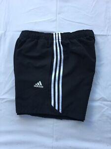 Adidas Essentials black shorts