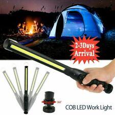 3000mA COB LED KFZ Arbeitsleuchte Akku Werkstattlampe Handlampe mit Magnet DHL