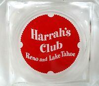 Two Vintage 1960/'s Harrah/'s Reno and Lake Tahoe Ashtray