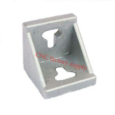 10pcs 4545 corner fitting angle aluminum L type connector bracket fastener