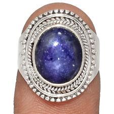 Tiffany Stone - Utah, USA 925 Sterling Silver Ring Jewelry s.6 AR136888 113Q