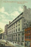 YWCA Building Pittsburgh Pennsylvania 1910 Postcard