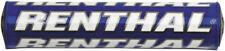 RENTHAL SX CROSS BAR PAD - 7/8 HANDLEBARS - 10 250MM - BLUE _P212 Standard P212