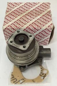 Water Pump For Austin Healey 3000 2912cc 6 Cylinder 1966-68 1/2 Pulley CPA300