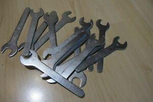 Flex Gabelschlüssel Maulschlüssel flach für Winkelschleifer SW 17 Sonderposten