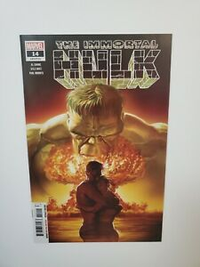 Immortal Hulk #14 NM+ 9.6 Alex Ross Marvel Comics Hot