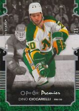 07-08 OPC Premier SILVER SPECTRUM xx/25 Made! Dino CICCARELLI #20 - North Stars