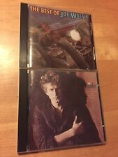 JOE WALSH THE BEST OF CD - EARLY JAPAN PRESSING - MCAD-1601 JVC-486