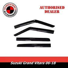 Weathershields Weather Shields Window Visors for Suzuki Grand Vitara 06-18 New
