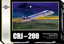 Revaro Model Bombardier CRJ-200 1/144 (resin model kit)