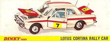 Lotus Dinky Diecast Cars, Trucks & Vans