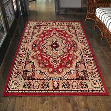 Teppich Orient Perser Orientalisch in Rot - Läufer XXL 200x300 300x400 mehr