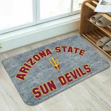 Arizona State University Soft Door Bath Shower Mat and Rug