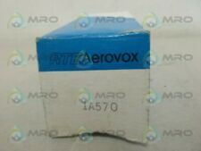 AEROVOX 1A570 CAPACITOR *NEW IN BOX*