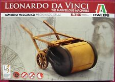 ITALERI 3106 meccanici TAMBURO TAMBURO MECCANICO Leonardo da Vinci NUOVO