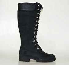 Timberland 14 Inch Premium Boots Gr 37 US 6W Damen Stiefel Schnürstiefel