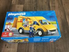 Playmobil 4401 DHL Delivery Truck.  New Sealed!