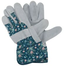Briers Fleurette Thorn Proof Rigger Gloves Gardening Gloves Breathable Leather