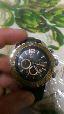 GUESS COLLECTION Gc Chronograph Men's Watch Y02006G1  MRSP $300
