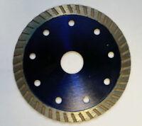 115 mm Diamanttrennscheibe Diamantscheibe 10 mm TURBO Flexscheibe WKZ009