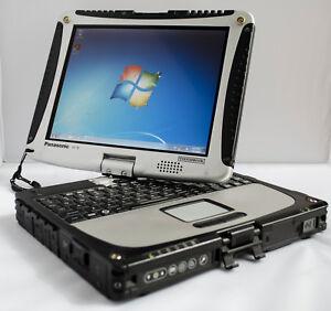 Panasonic Toughbook CF-19 MK5 i5-2520M 8GB 512GB SSD Touch BT Rugged Laptop WIFI