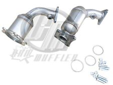 Fits Maxima 3.5L PAIR OF MANIFOLD Catalytic Converters 2004 2005 6SPEED Manual