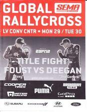 2012 Tanner Foust/Brian Deegan GRC Global Rally Cross Las Vegas SEMA Event Guide