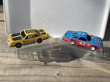 Tyco Slot Car - Nascar - Petty (repaired), Monroe Set -