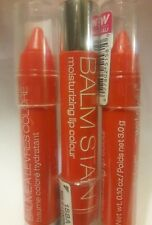 Lot of 3  Wet n Wild Megaslicks Balm Stain  Lip Color 158A SEE IF I CARROT!